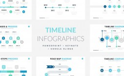 005 Marvelou Timeline Format For Ppt Example  Template Pptx Free Sheet