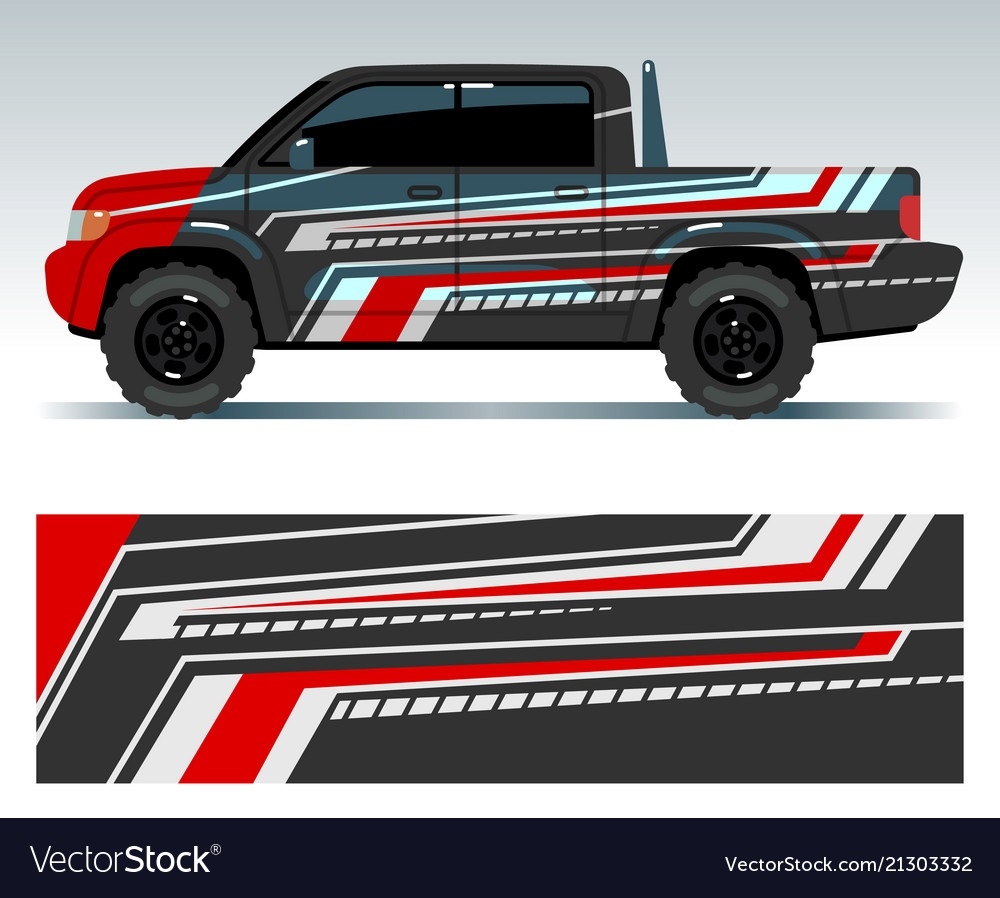 005 Marvelou Vehicle Wrap Template Free Download High Resolution  Downloads CarFull