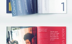 005 Outstanding Adobe Indesign Brochure Template Free Download High Definition