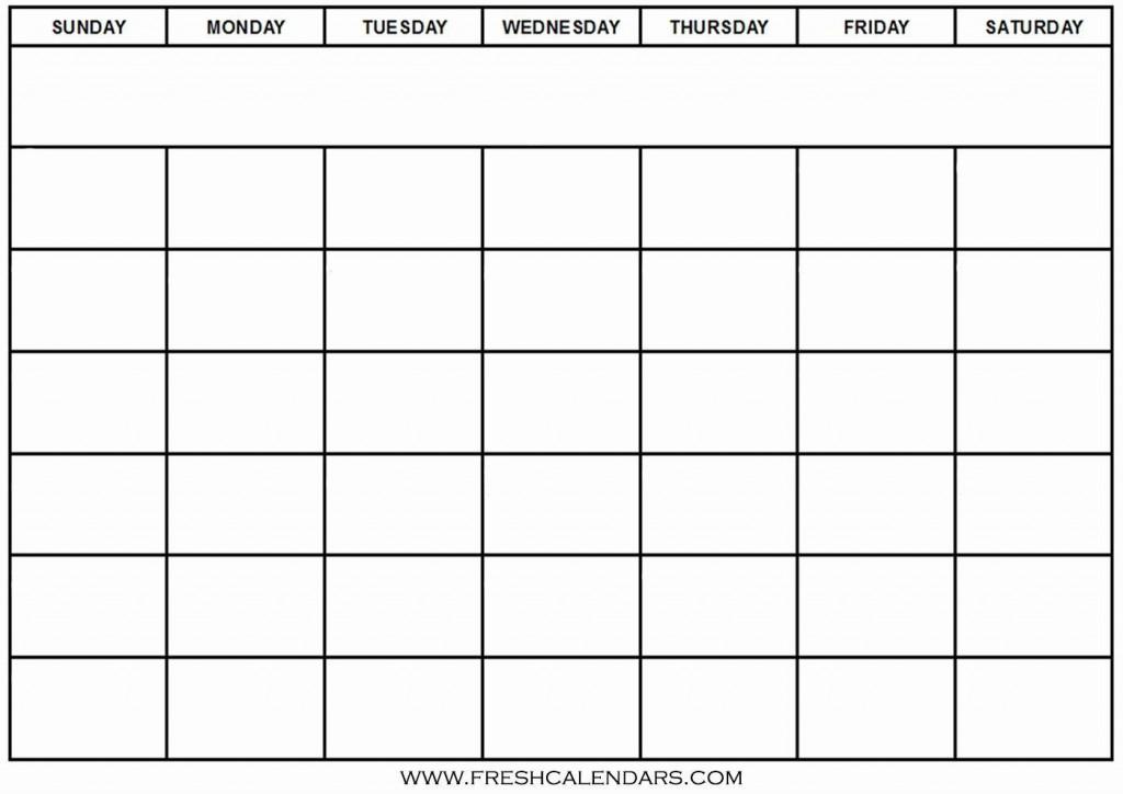 005 Outstanding Blank Calendar Template Word High Definition  Microsoft 2019 Bi MonthlyLarge