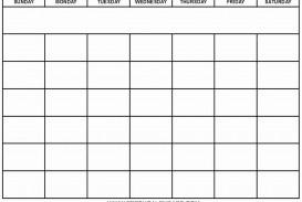 005 Outstanding Blank Calendar Template Word High Definition  Microsoft 2019 Bi Monthly