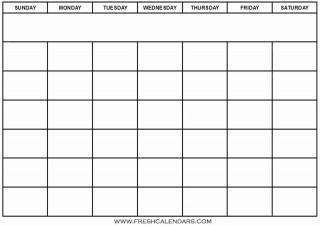 005 Outstanding Blank Calendar Template Word High Definition  Microsoft 2019 Bi Monthly320