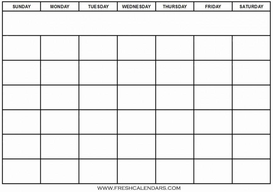 005 Outstanding Blank Calendar Template Word High Definition  Microsoft 2019 Bi Monthly868
