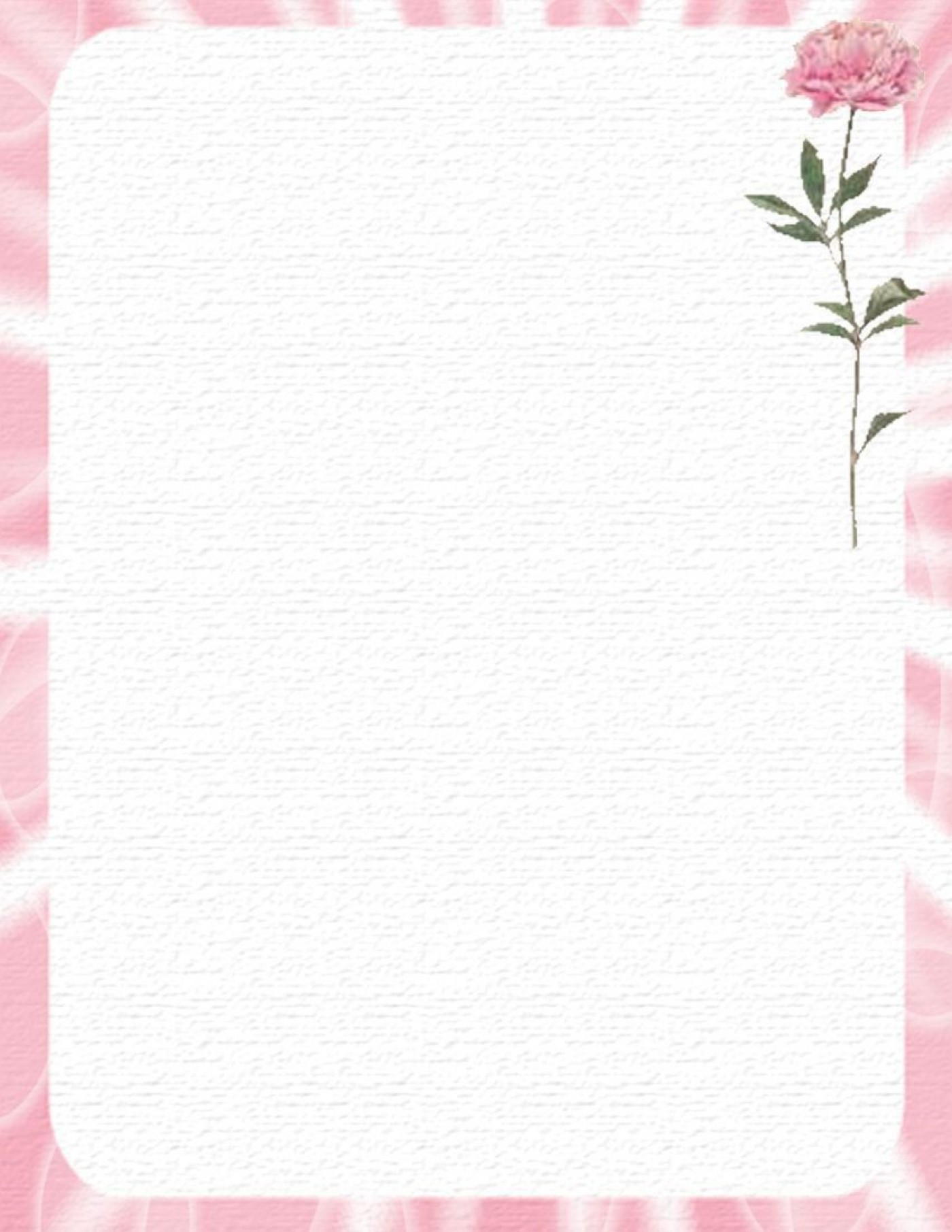005 Outstanding Free Printable Stationery Paper Template High Def 1400