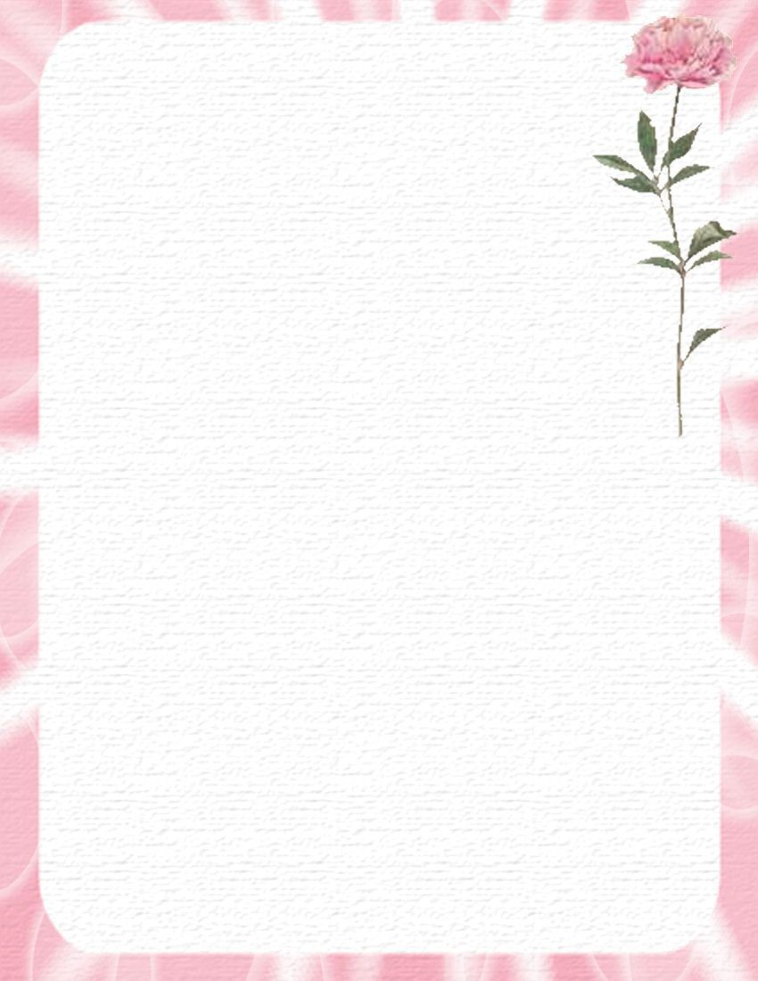 005 Outstanding Free Printable Stationery Paper Template High Def  TemplatesFull