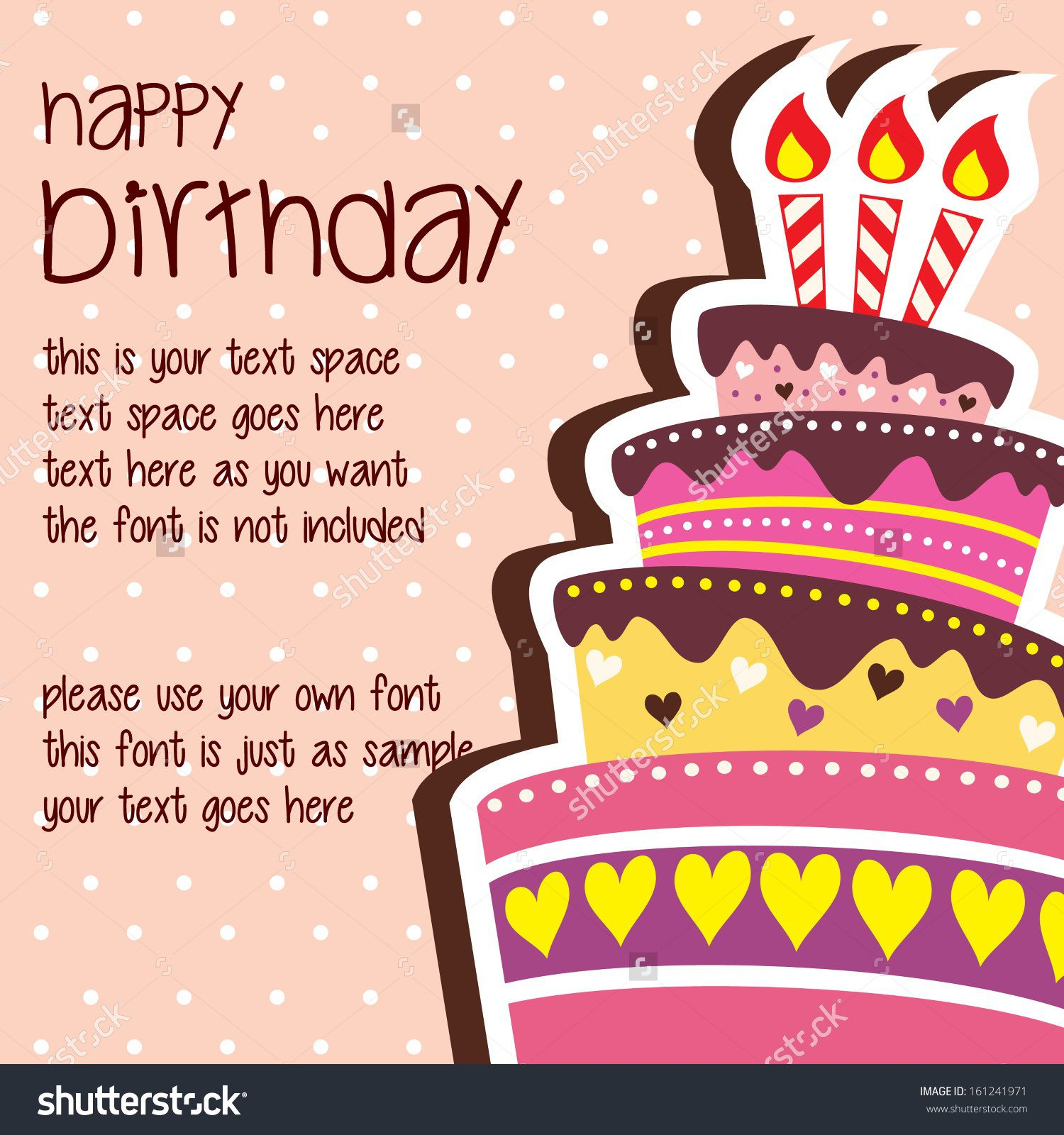 005 Outstanding Happy Birthday Card Template For Word Sample Full