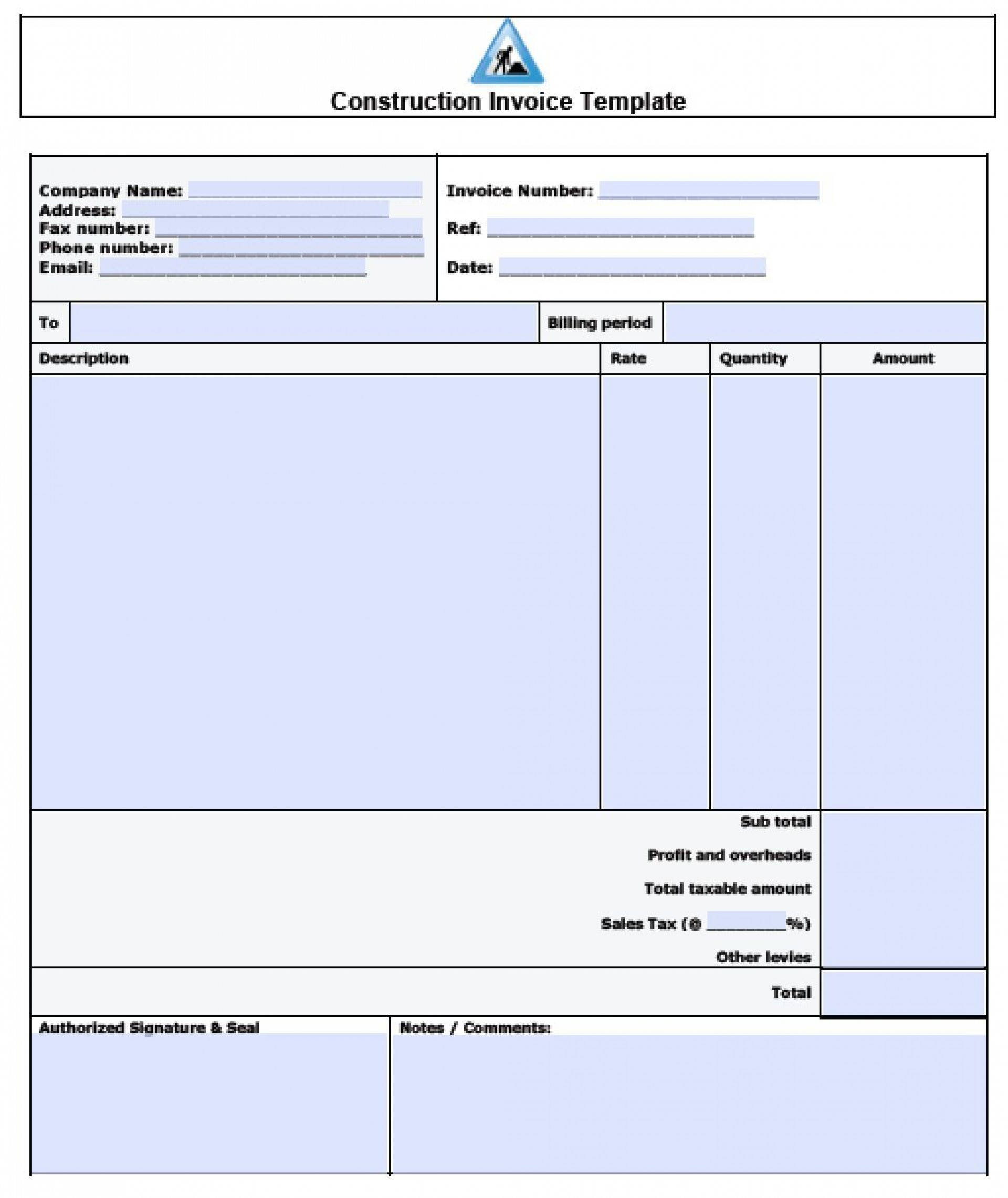 005 Outstanding Invoice Template Free Download Concept  Apple Pdf1920