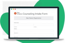 005 Outstanding Mental Health Intake Form Template Example  Counseling Assessment