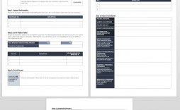 005 Outstanding Project Statement Of Work Template Doc High Def