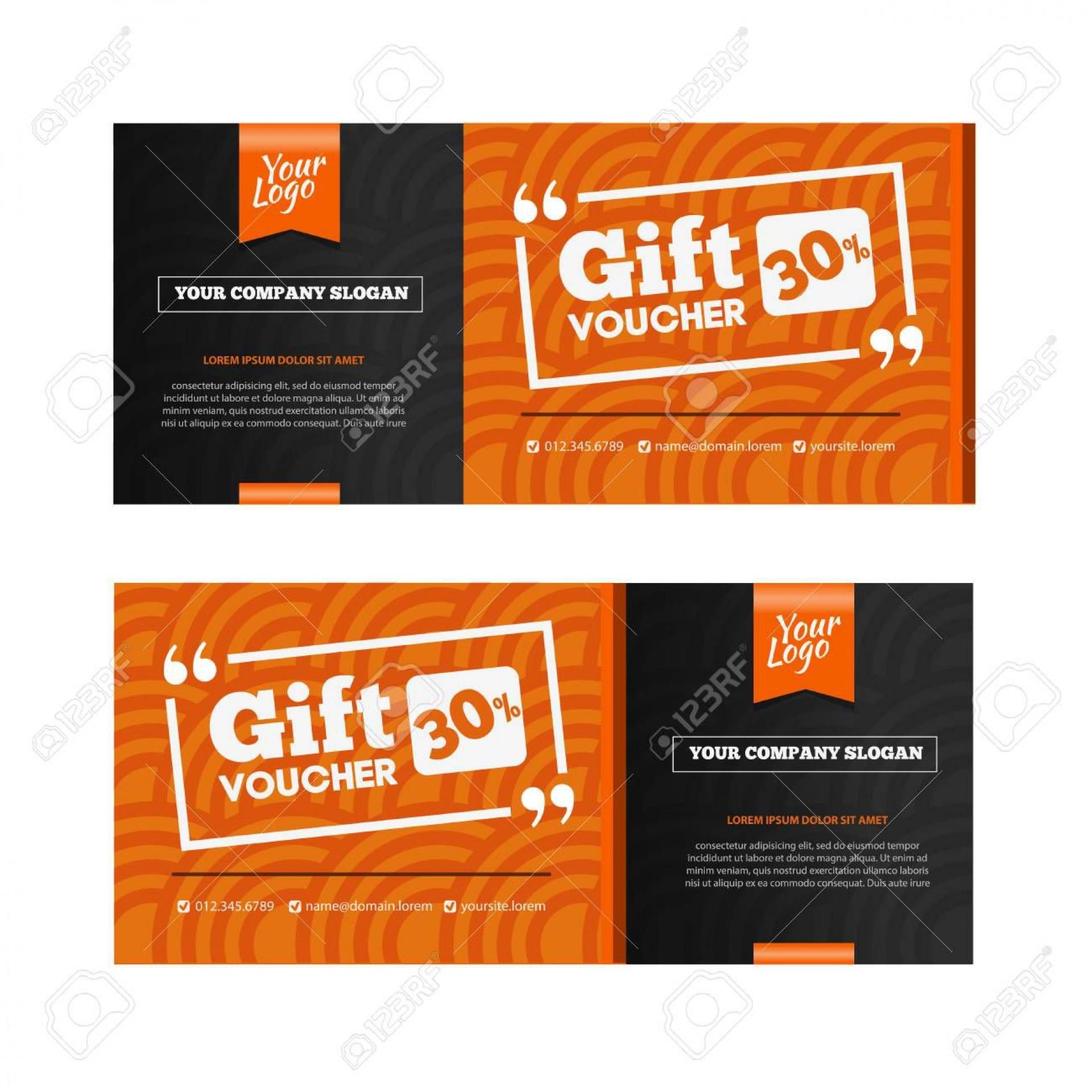 005 Outstanding Restaurant Gift Certificate Template Highest Clarity  Templates Card Word Voucher Free1920