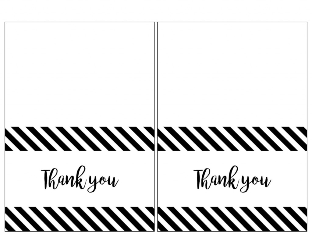 005 Outstanding Thank You Note Template Printable High Def  Letter Baby Card WordLarge