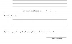 005 Outstanding Urgent Care Doctor Note Template High Definition  Sample Printable