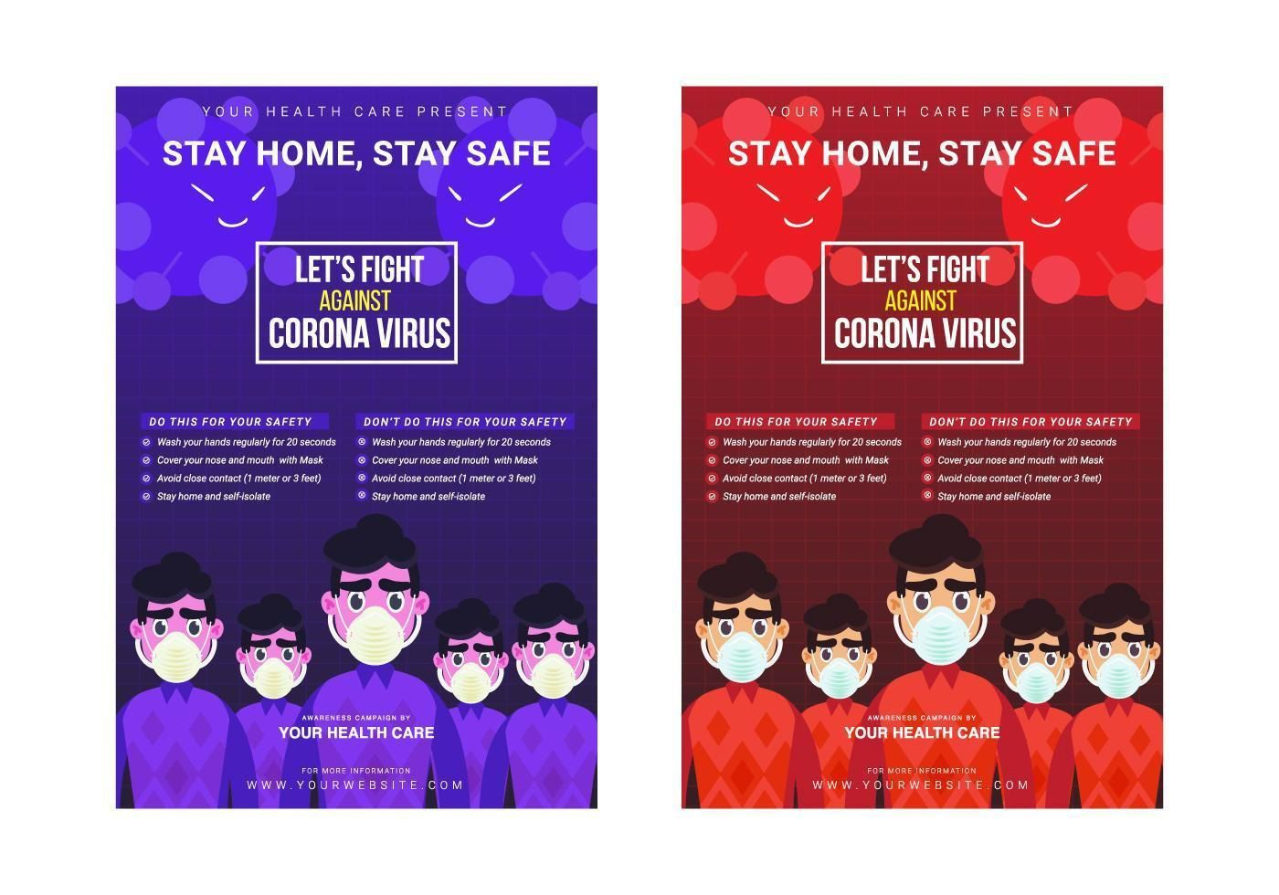005 Phenomenal Free Campaign Poster Template Download Example Full