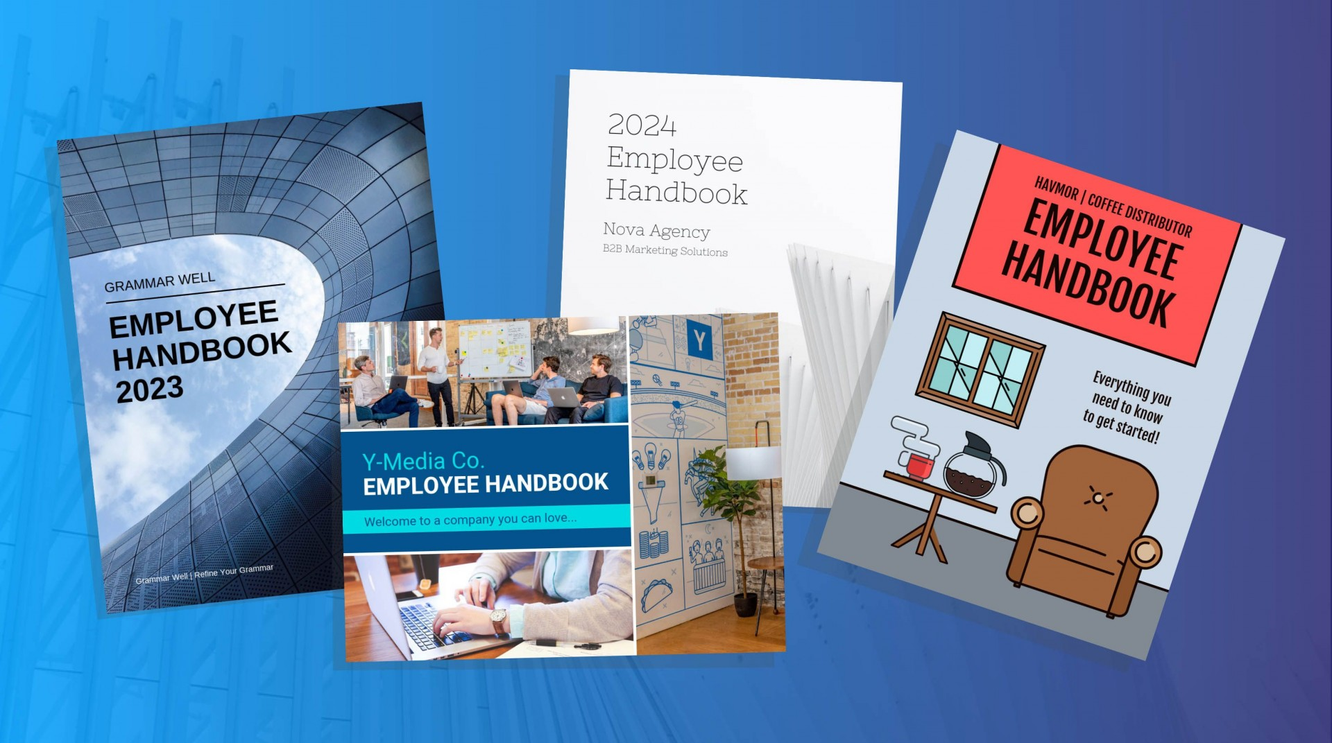 005 Phenomenal Free Employee Handbook Template Inspiration  Templates Sample Canada Philippine In Singapore1920