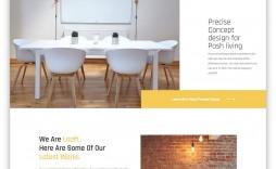 005 Phenomenal Interior Design Html Template Free  Download