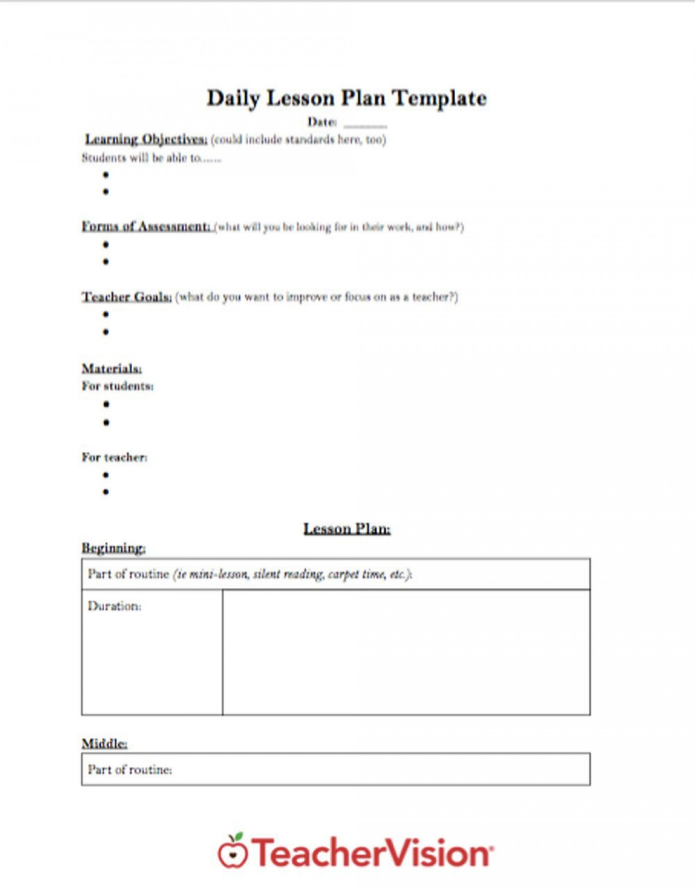 005 Phenomenal Lesson Plan Outline Template High Resolution  Sample Format Pdf Blank Free Printable1400