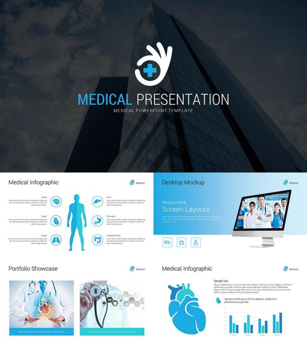 005 Phenomenal Powerpoint Presentation Template Free Download Medical Photo  AnimatedLarge