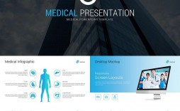 005 Phenomenal Powerpoint Presentation Template Free Download Medical Photo  Animated