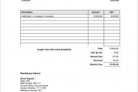 005 Phenomenal Word Invoice Template Free Inspiration  M Download