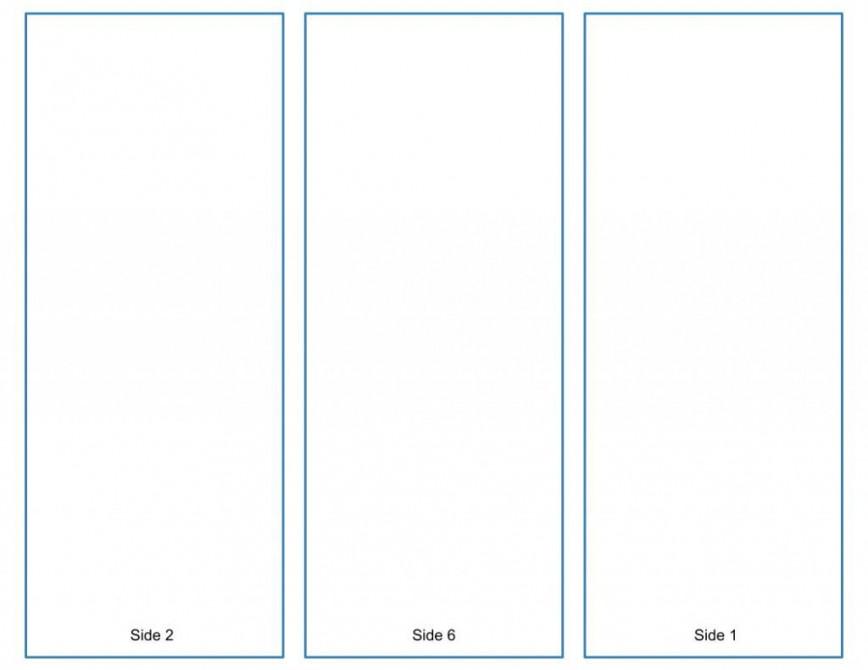 005 Rare Brochure Template For Google Doc Highest Clarity  Docs Blank Download Tri Fold Slide