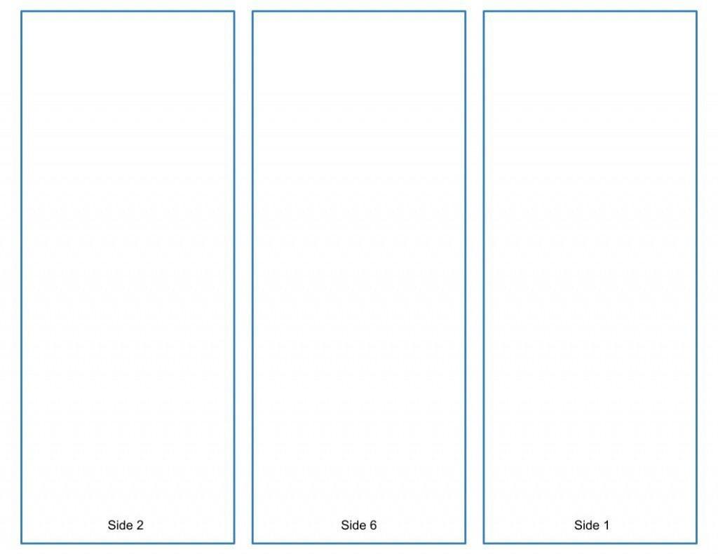005 Rare Brochure Template Google Doc Concept  Layout Blank Tri FoldLarge
