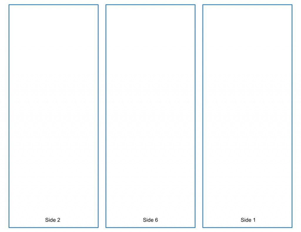 005 Rare Brochure Template Google Doc Concept  Layout Blank Tri FoldFull