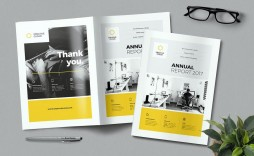 005 Rare Free Adobe Indesign Annual Report Template Highest Clarity