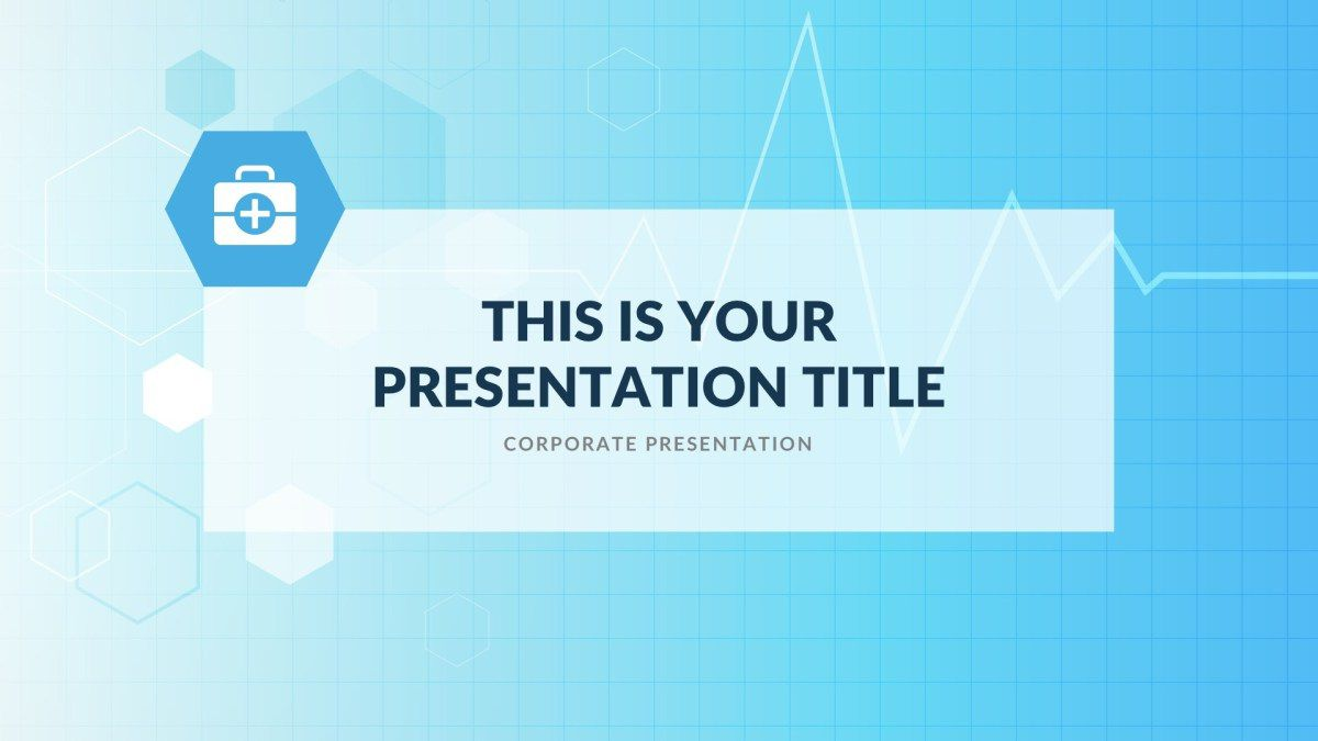 005 Rare Free Health Powerpoint Template Concept  Templates Related Download Healthcare AnimatedFull