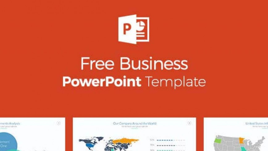 005 Rare Ppt Busines Presentation Template Free Picture  Best For Download868