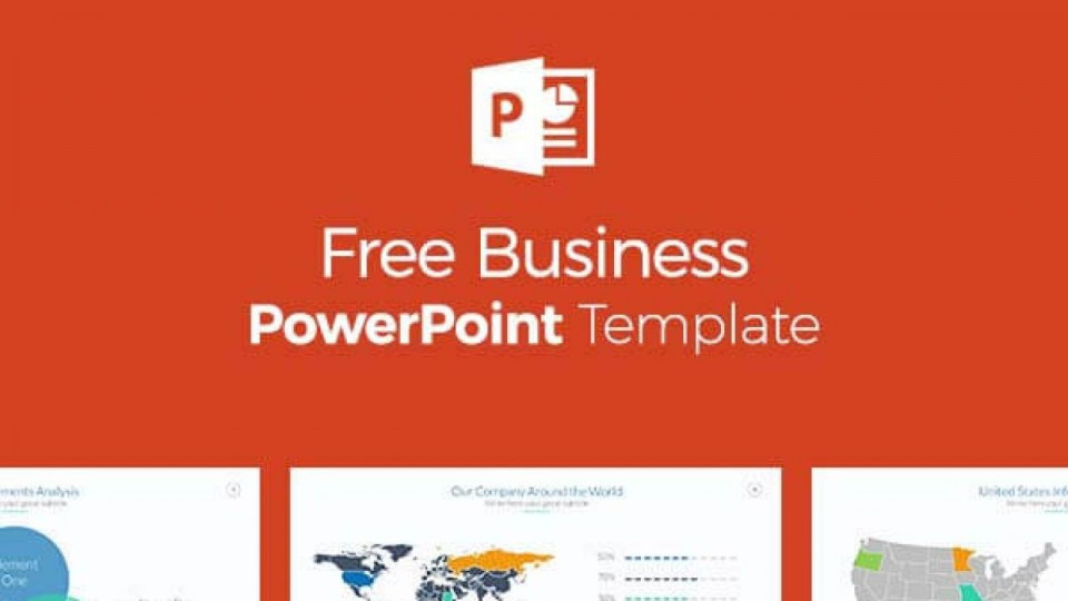 005 Rare Ppt Busines Presentation Template Free Picture  Best For Download960