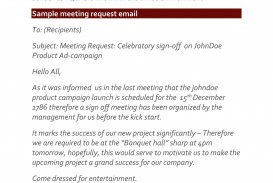 005 Rare Project Kick Off Email Template High Definition  Meeting Invitation Example