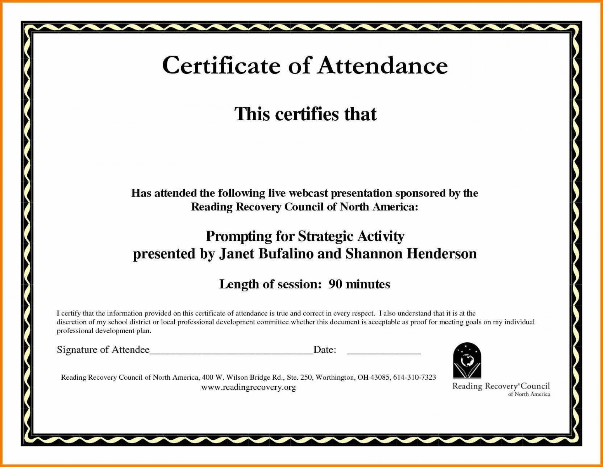 005 Rare Training Certificate Template Free High Def  Computer Download Golf Course Gift Word1920
