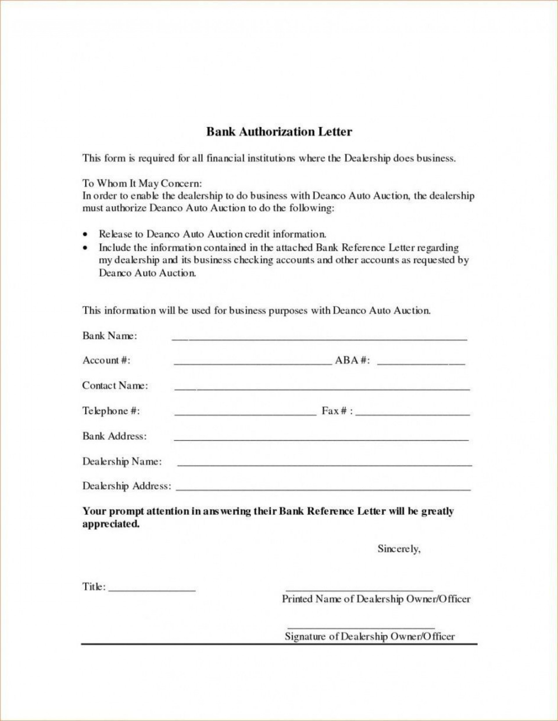 005 Remarkable Direct Deposit Agreement Authorization Form Template Inspiration 1920