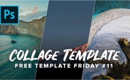 005 Remarkable Free Picture Collage Template High Resolution  Photo After Effect Maker Download