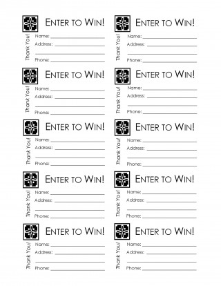 005 Remarkable Microsoft Word Raffle Ticket Template Image  2007 2010 8 Per Page320