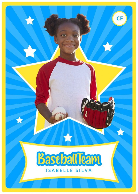 005 Remarkable Photoshop Baseball Magazine Cover Template Design Large