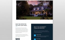 005 Remarkable Real Estate Flyer Template Free Example  Publisher Commercial Pdf Download