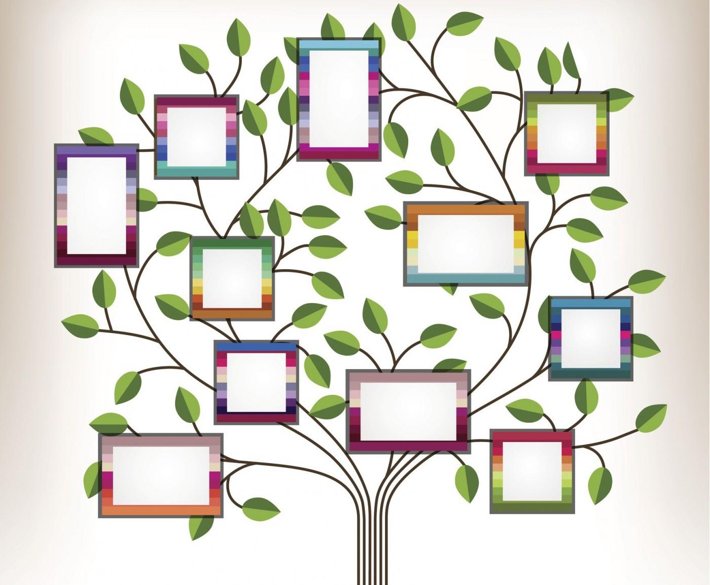 005 Sensational Family Tree For Baby Book Template Inspiration  Printable1400
