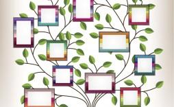 005 Sensational Family Tree For Baby Book Template Inspiration  Printable