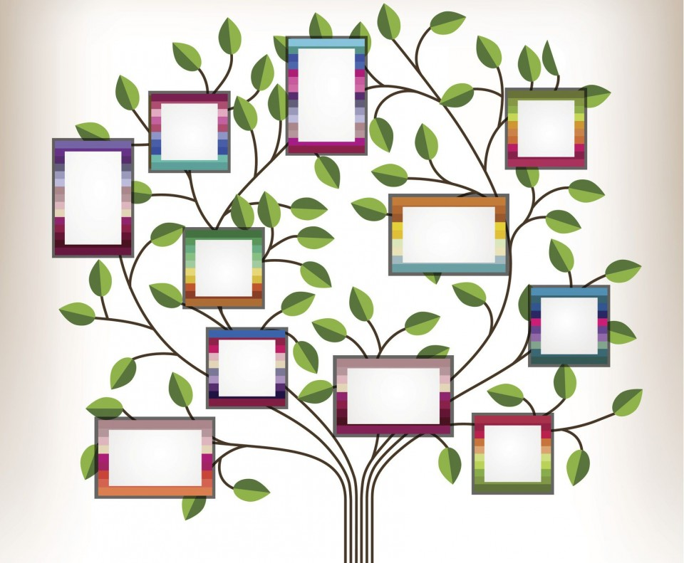005 Sensational Family Tree For Baby Book Template Inspiration  Printable960