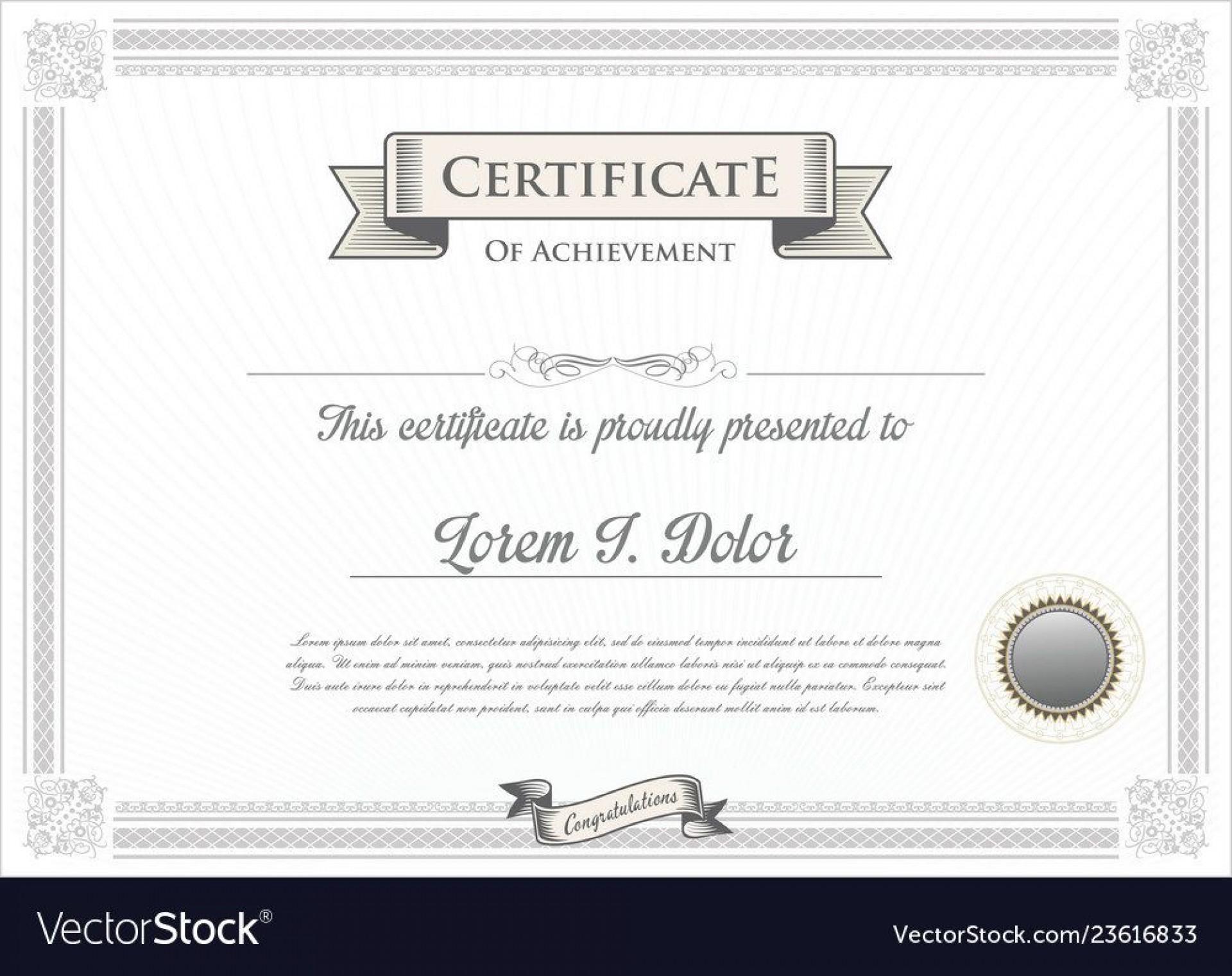 005 Sensational Free Diploma Template Download High Definition  Word Certificate School Appreciation1920