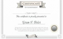 005 Sensational Free Diploma Template Download High Definition  Word Certificate School Appreciation