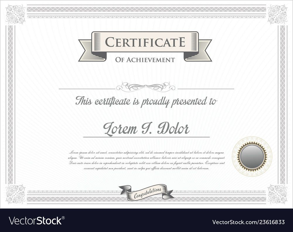 005 Sensational Free Diploma Template Download High Definition  Word Certificate School AppreciationFull