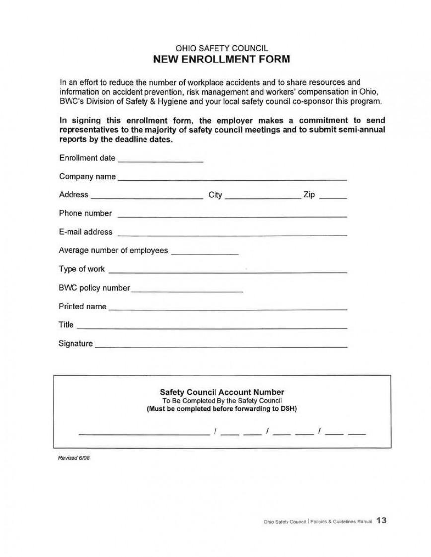005 Sensational Free Event Sponsorship Form Template Picture 868