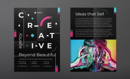 005 Sensational Free Print Ad Template Concept  Templates Real Estate For Word