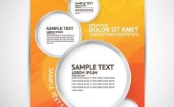 005 Sensational Free Printable Flyer Template Sample  Templates Christma Word Daycare