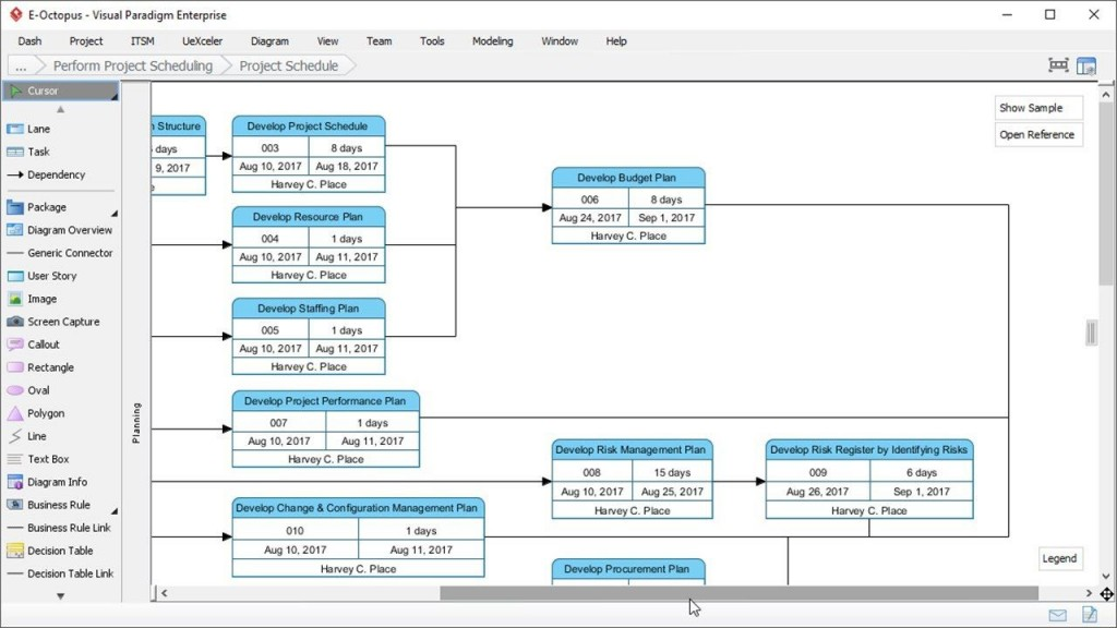 005 Sensational Simple Project Management Plan Template Excel Design Large