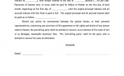 005 Sensational Simple Promissory Note Template Image  Form Sample Format Of In India