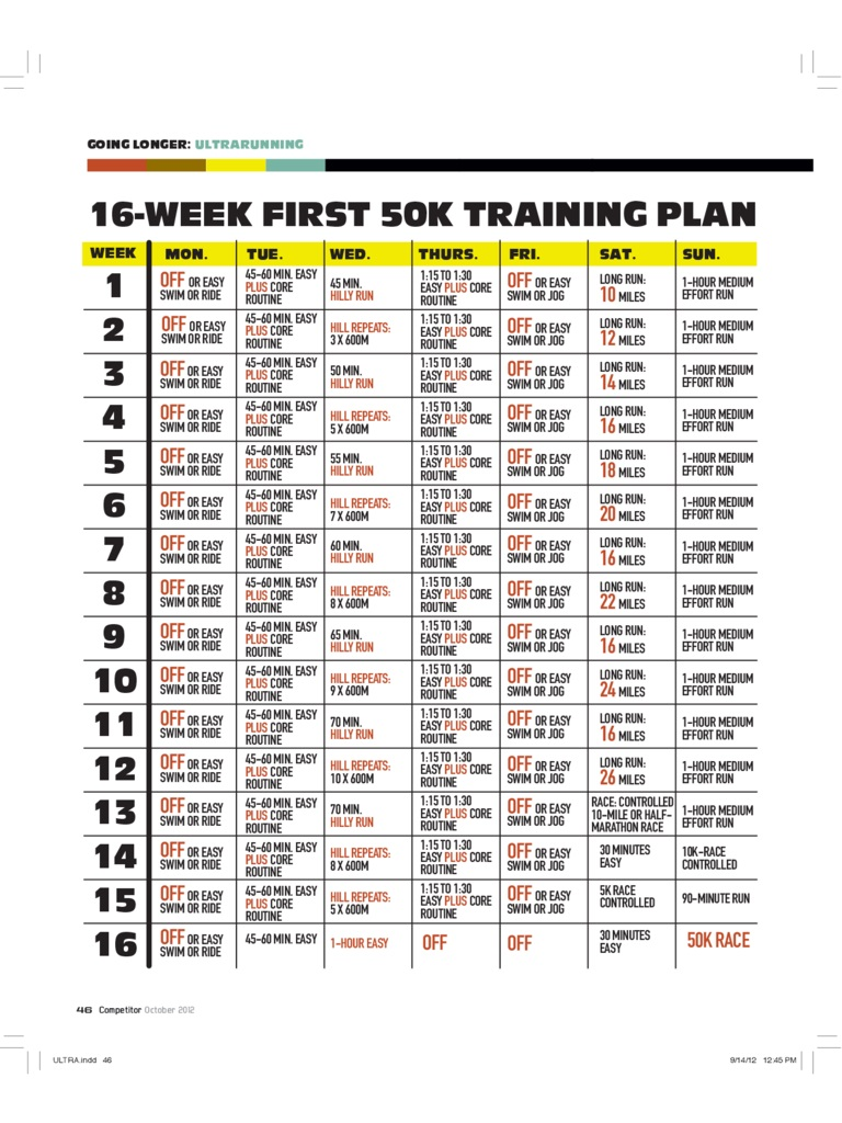 005 Sensational Training Plan Template Excel Inspiration  Free Download Schedule FormatFull