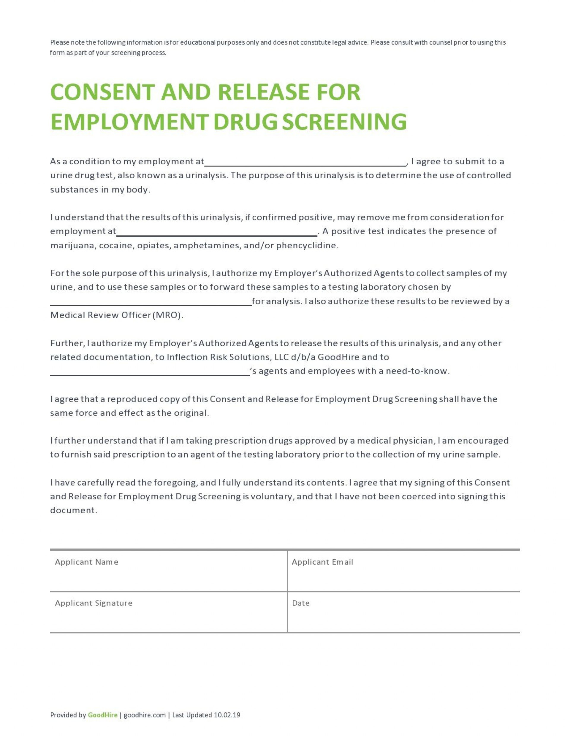 005 Shocking Background Check Form Template Free Inspiration  Authorization1920